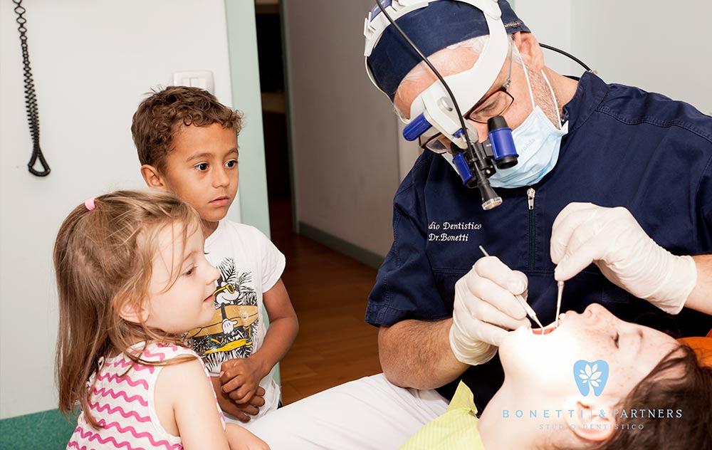 Prevenzione | Il nostro studio | Dentista a Castelnuovo del Garda | Studio Dentistico Bonetti